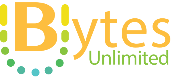 Bytes Unlimited Logo Large